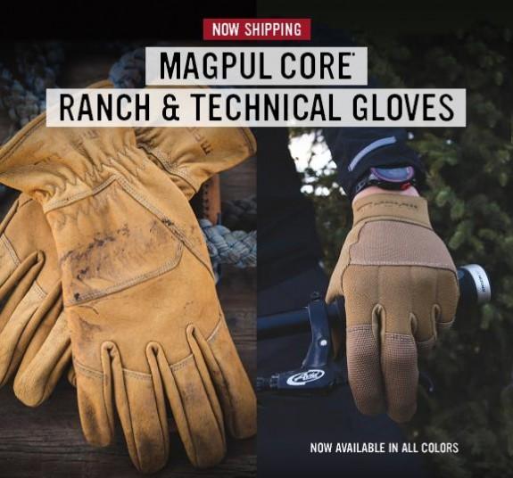 magpul core ranch technical glove