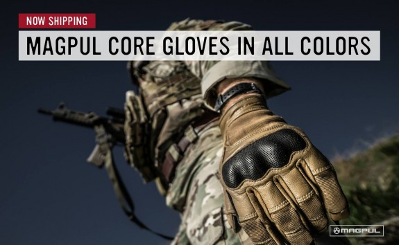 Magpul CORE Gloves Colors