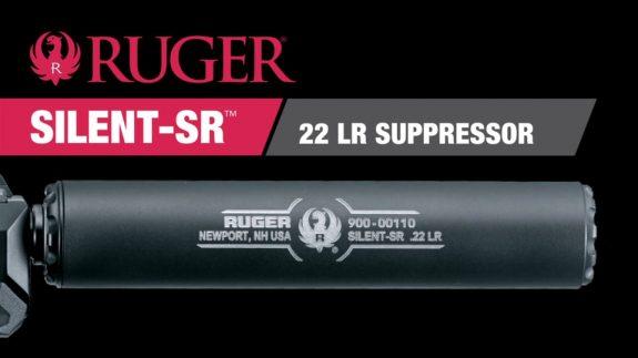 Ruger Silent-SR