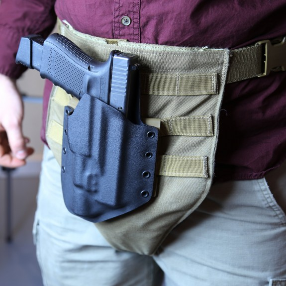 TAC OPS holster 2