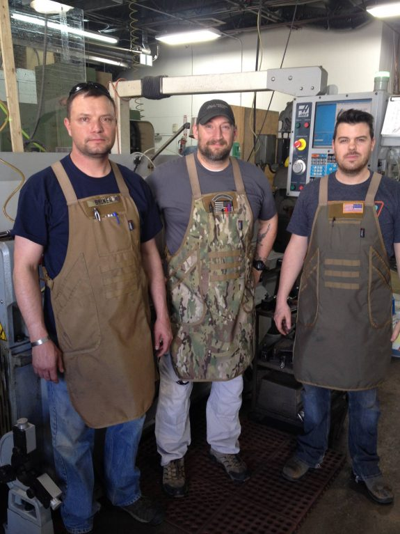 ga precision armageddon gear apron