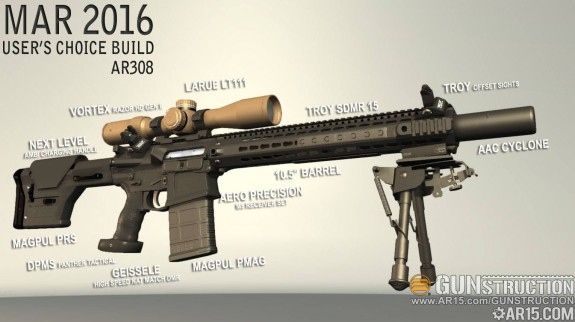 gunstruction user choice mar 2016 ar10