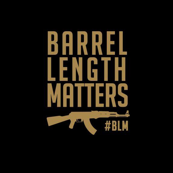 russian roulette BLM shirt