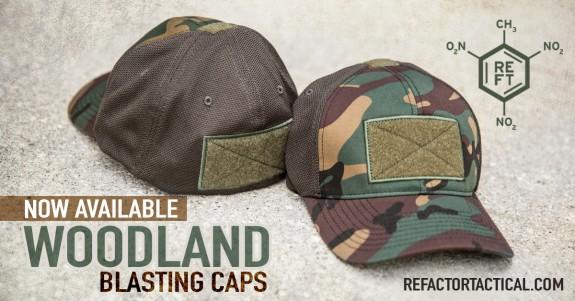 woodland blasing cap