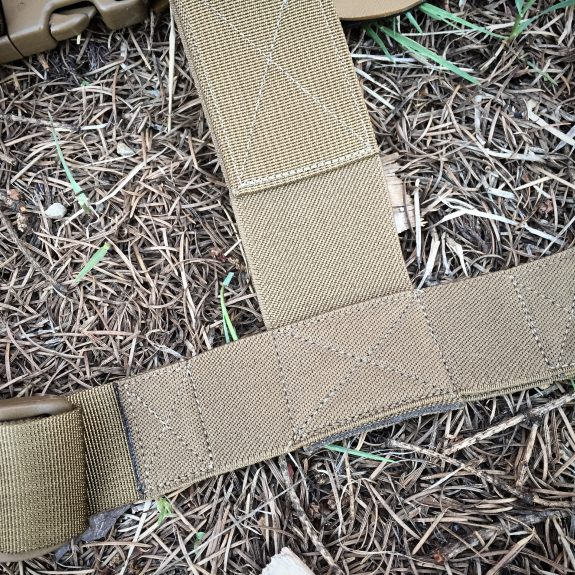 Kenai Chest Holster GunfightersINC Elastic