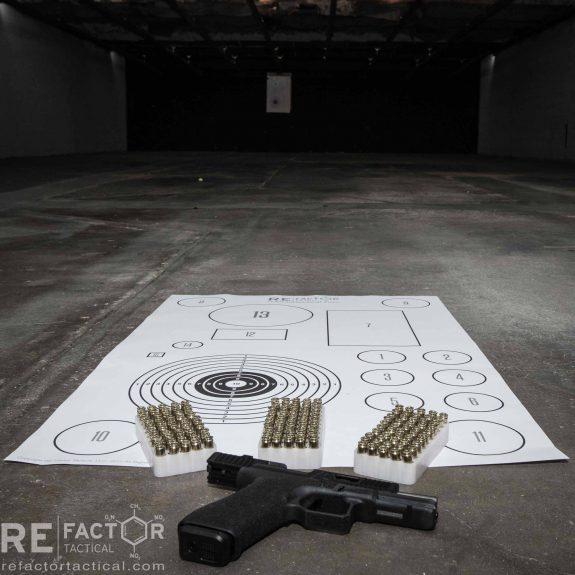 re factor shooter standard