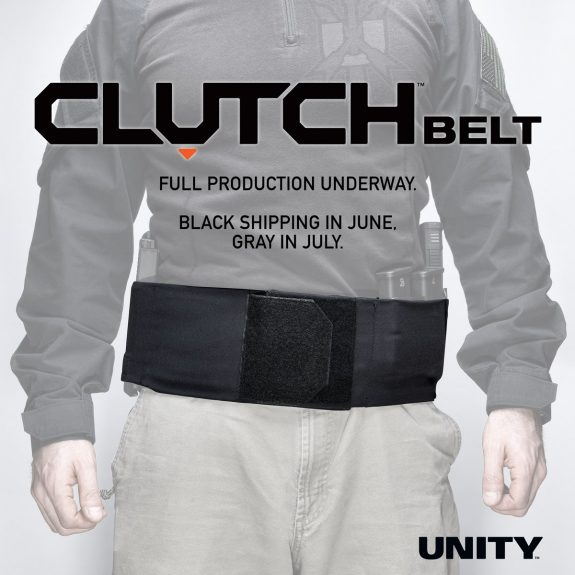 unity tactical clutch update