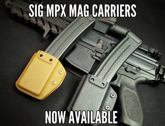 fury carry solutions sig mpx carrer