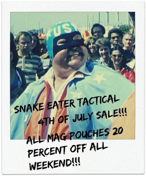 snake eater 4th sale