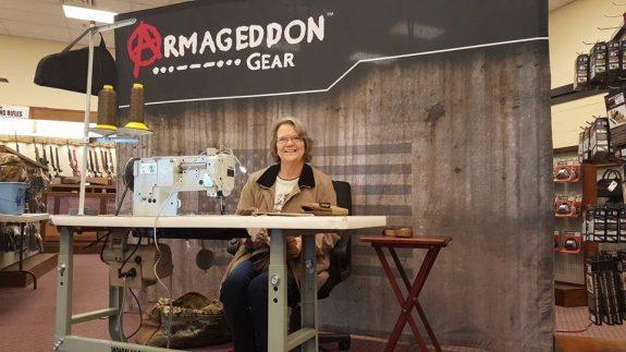 armageddon gear miss brenda