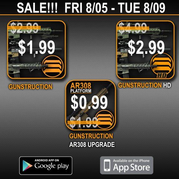 gunstruction app sale