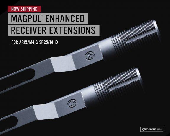 magpul enhanced receiver extensions