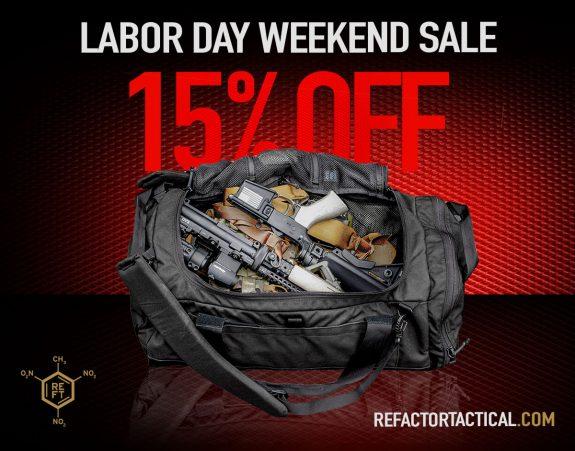 REFT Labor Day Sale