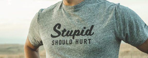 magpul-stupid-should-hurt-tshirt