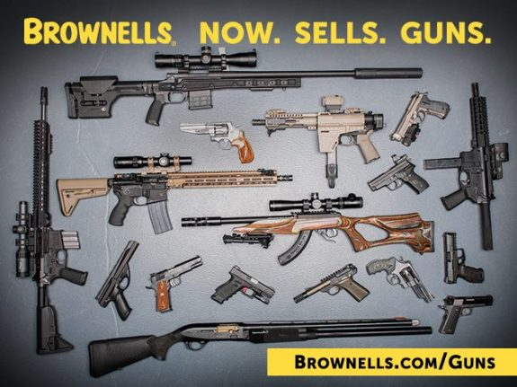 brownells-selling-guns