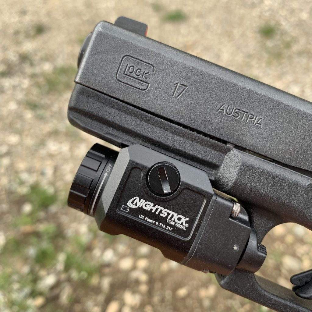 Review: Nightstick TCM-550XL Weapon Light